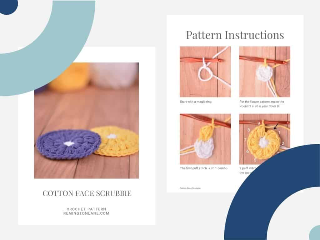 Premium PDF Pattern image to see what it looks like when you purchase this pattern.