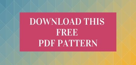 Button to download the featured pattern in the crochet stash busting challenge